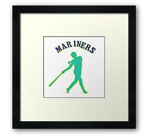 prettiest swing of all time Framed Print