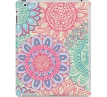 Floral ornament iPad Case/Skin