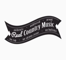 Real Country Music by Trailerparkman