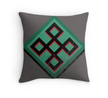 Pulse WebLogo Throw Pillow