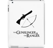 Critical Role - Percahlia (The Gunslinger and the Ranger) iPad Case/Skin