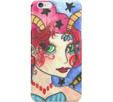 Mercapricorn iPhone Case/Skin