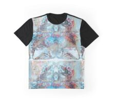Iron Lung Abstract Metallic Copper Patina  Graphic T-Shirt