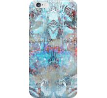 Iron Lung Abstract Metallic Copper Patina  iPhone Case/Skin