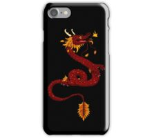Noodle the Dragon iPhone Case/Skin