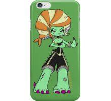Sushi Godzilla by Lolita Tequila iPhone Case/Skin