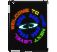 Welcome To The Next Level iPad Case/Skin