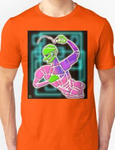 Figure with Beads Unisex T-Shirt