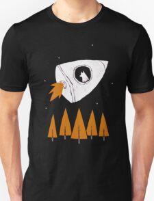 laika Unisex T-Shirt