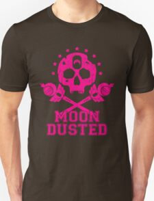 Moon Dusted / Pink Unisex T-Shirt