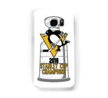 2016 Pittsburgh Penguins Stanley Cup Champions Samsung Galaxy Case/Skin
