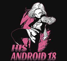 Super Saiyan His Android 18 Shirt - RB00499 Unisex T-Shirt