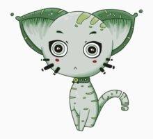 Ufo Cat by Lolita Tequila One Piece - Short Sleeve