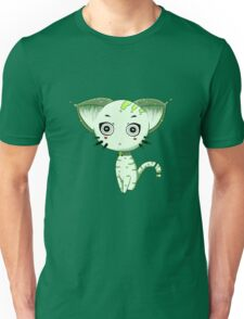 Ufo Cat by Lolita Tequila Unisex T-Shirt