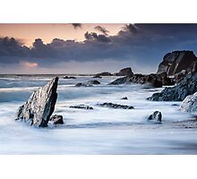 Ayrmer Cove Photographic Print