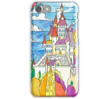 Beauty and the Beast Castle iPhone Case/Skin