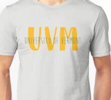 University of Vermont Unisex T-Shirt