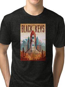 Black Keys Tri-blend T-Shirt
