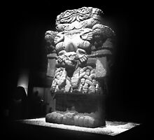 ©MS Museo De Antropología E Historia XIA Monochrome by OmarHernandez