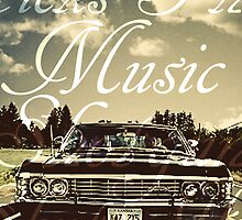 driver picks the music v.1 - supernatural by saramae