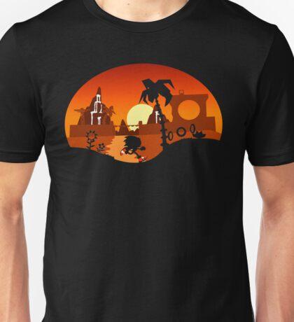 Sunset Hill Zone Unisex T-Shirt