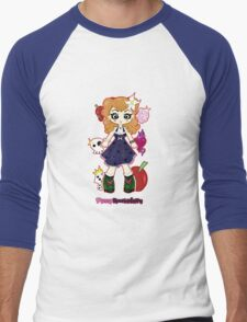 Pinup Rockabilly by Lolita Tequila Men's Baseball ¾ T-Shirt