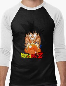 Goku V2 Men's Baseball ¾ T-Shirt