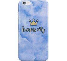 KANSAS CITY iPhone Case/Skin