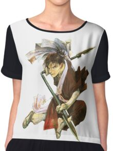 Blade of the Immortal #01 Chiffon Top