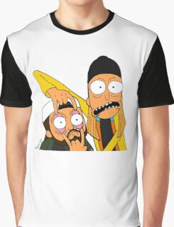 Jay and Silent Bob Graphic T-Shirt