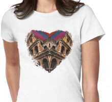 Colossal Love Womens Fitted T-Shirt