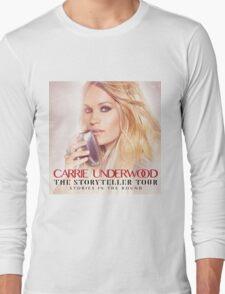 CARRIE UNDERWOOD STORYTELLER 2 Long Sleeve T-Shirt