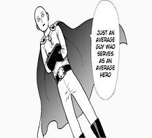 One Punch Man: Saitama Unisex T-Shirt