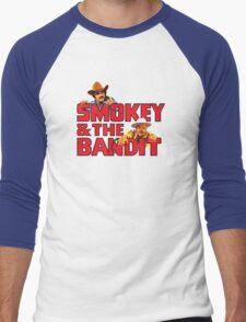 Smokey + Bandit Men's Baseball ¾ T-Shirt