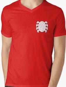 Classic Spidey - Chest Print Mens V-Neck T-Shirt