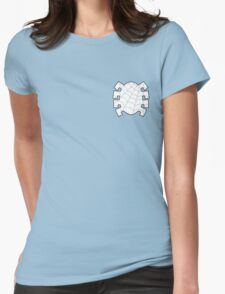 Classic Spidey - Chest Print Womens Fitted T-Shirt