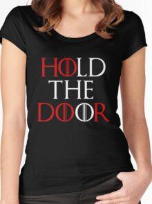 Hodor 2 Women's Fitted Scoop T-Shirt