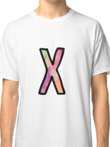 Letter X Classic T-Shirt