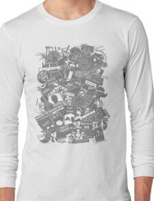 Ultimate Sherlock - Black and White Edition Long Sleeve T-Shirt