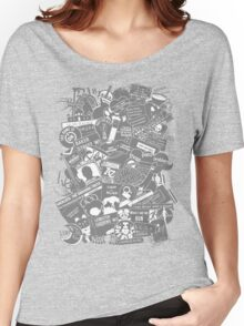 Ultimate Sherlock - Black and White Edition Women's Relaxed Fit T-Shirt