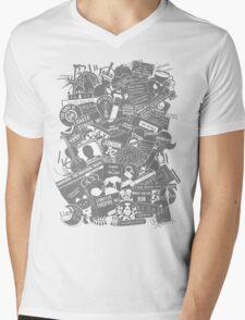 Ultimate Sherlock - Black and White Edition Mens V-Neck T-Shirt