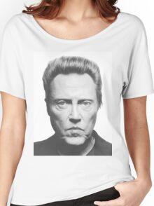 Christopher Walken Women's Relaxed Fit T-Shirt