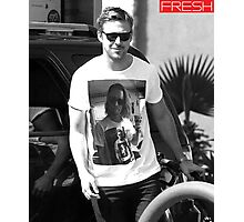 Ryan Gosling, Macaulay Culkin Inception Shirt Photographic Print