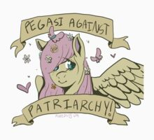 Pegasi Against Patriarchy  T-Shirt