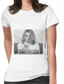 Johnny Depp Blow Womens Fitted T-Shirt