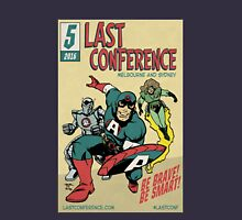 LAST Conference 2016 Session Leads only Unisex T-Shirt