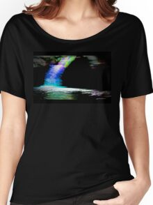 LOVE POOL Women's Relaxed Fit T-Shirt