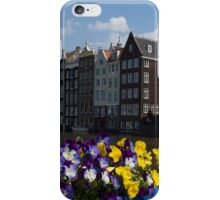 Postcard from Amsterdam iPhone Case/Skin