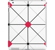Squares and Lines iPad Case/Skin