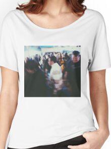 blur  Women's Relaxed Fit T-Shirt